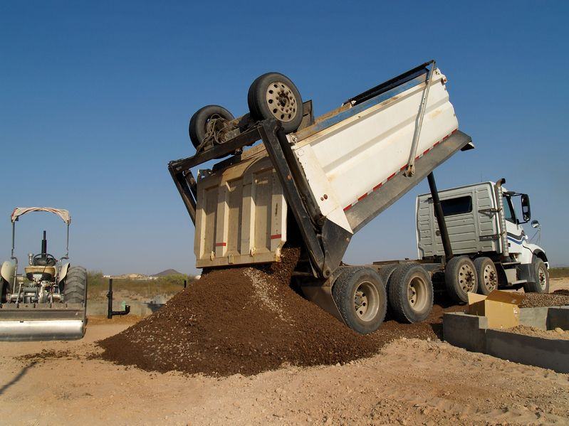 Beaumont, TX. Dump Truck Insurance